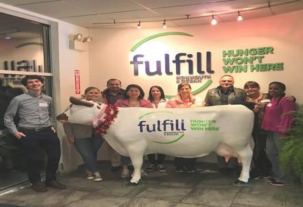 Team UTF volunteering